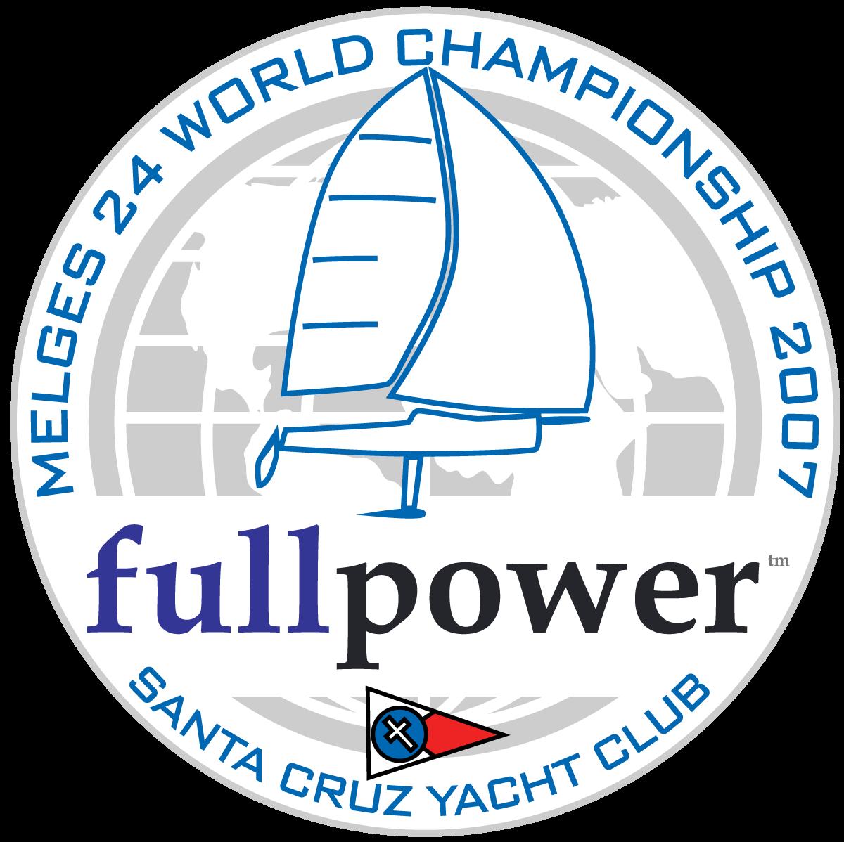 Melges 24 Worlds FullPower Logo