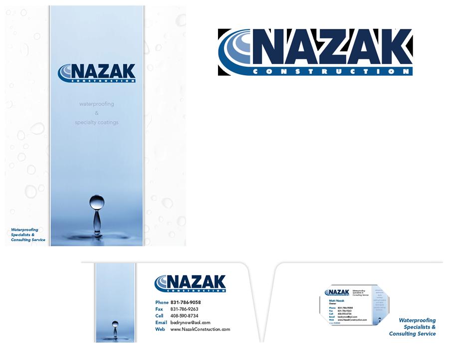 Nazak Presentation Folder